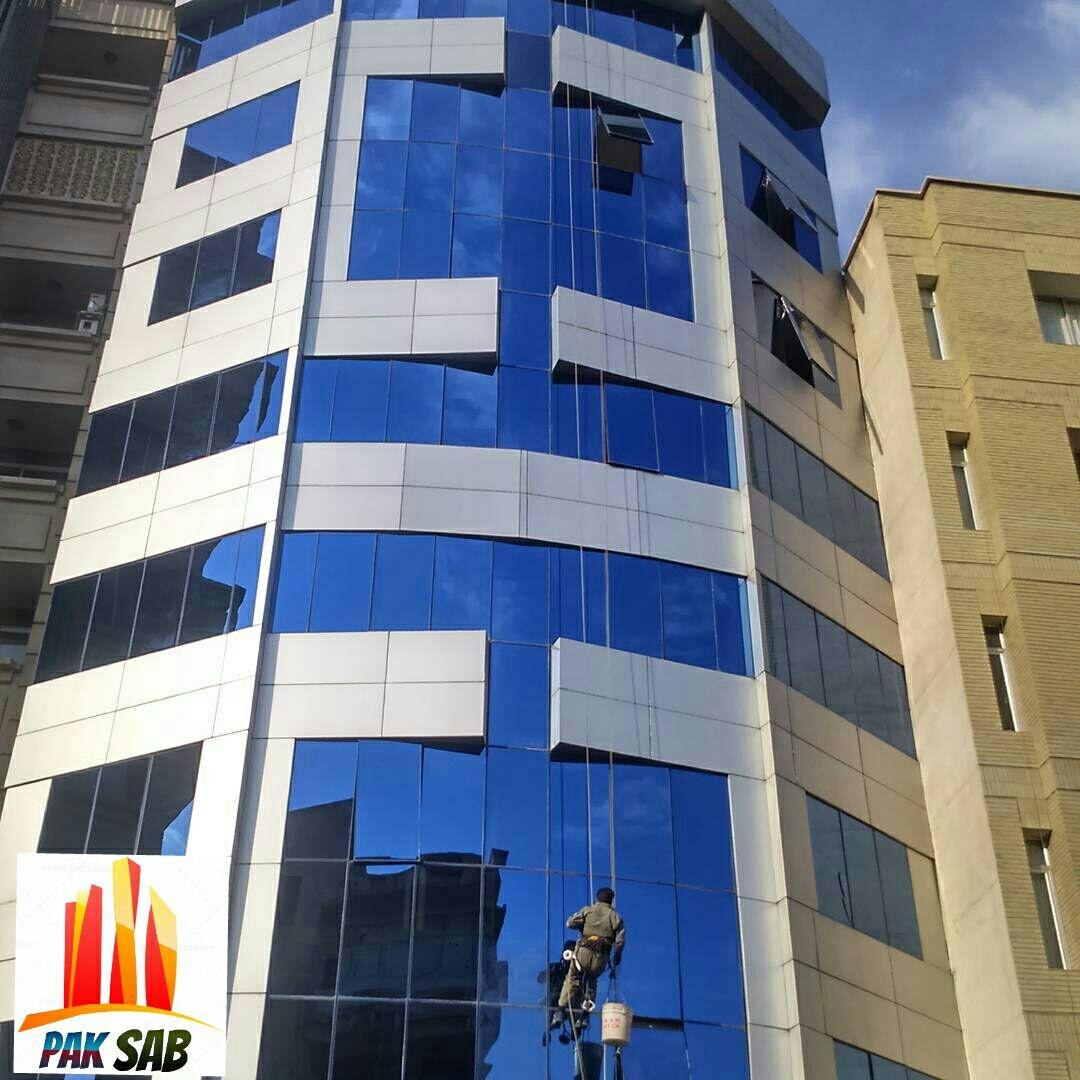 نماشویی ، هزینه شستشوی نمای ساختمان ، شستشوی نما ، ساختمان در تهران کرج