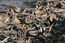 خریدار ضایعات آهن
