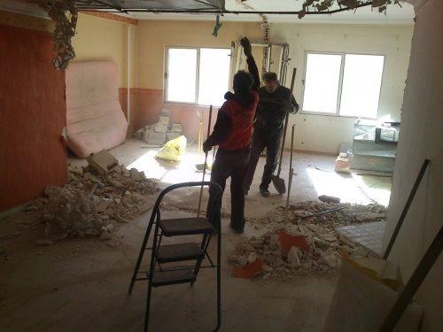 بازسازی منازل قدیمی